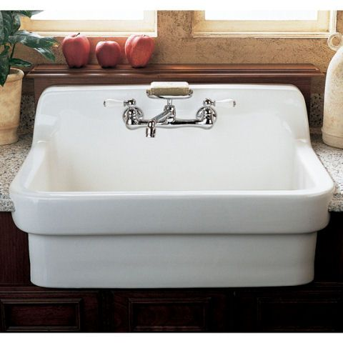 american standard country kitchen sink with centers white heat view country kitchen sink alternate view   kitchen remodel      rh   pinterest com