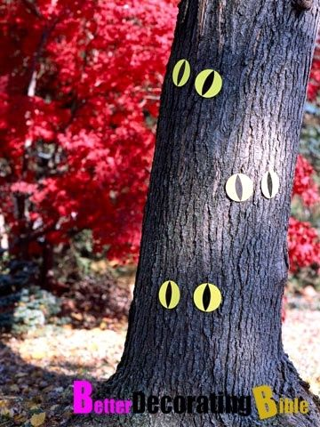 DIY Outdoor Fall and Halloweeen Decorating Ideas Queen of
