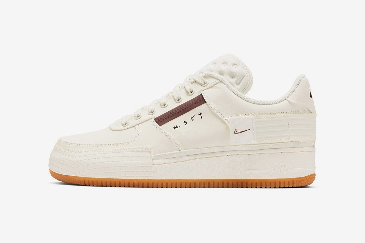 """Nike Air Force 1 Type """"Light Ivory"""