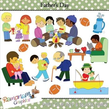 Father S Day Clip Art Father S Day Clip Art Clip Art Fathers Day Crafts