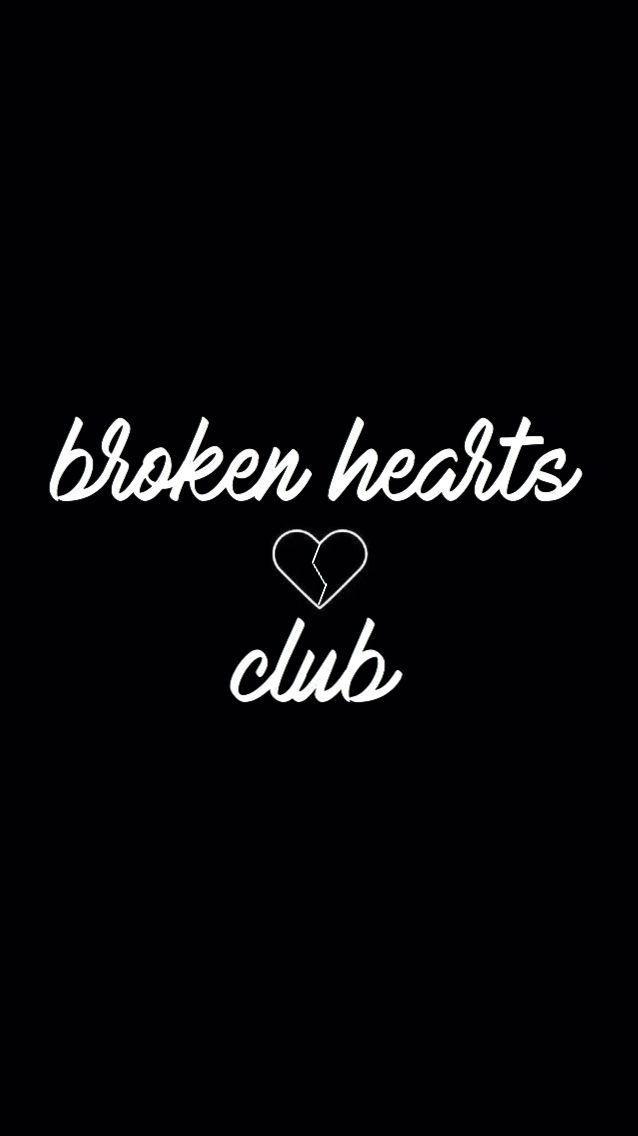 Broken Hearts Club Broken Heart Wallpaper Broken Hearts Club Heartbreak Wallpaper