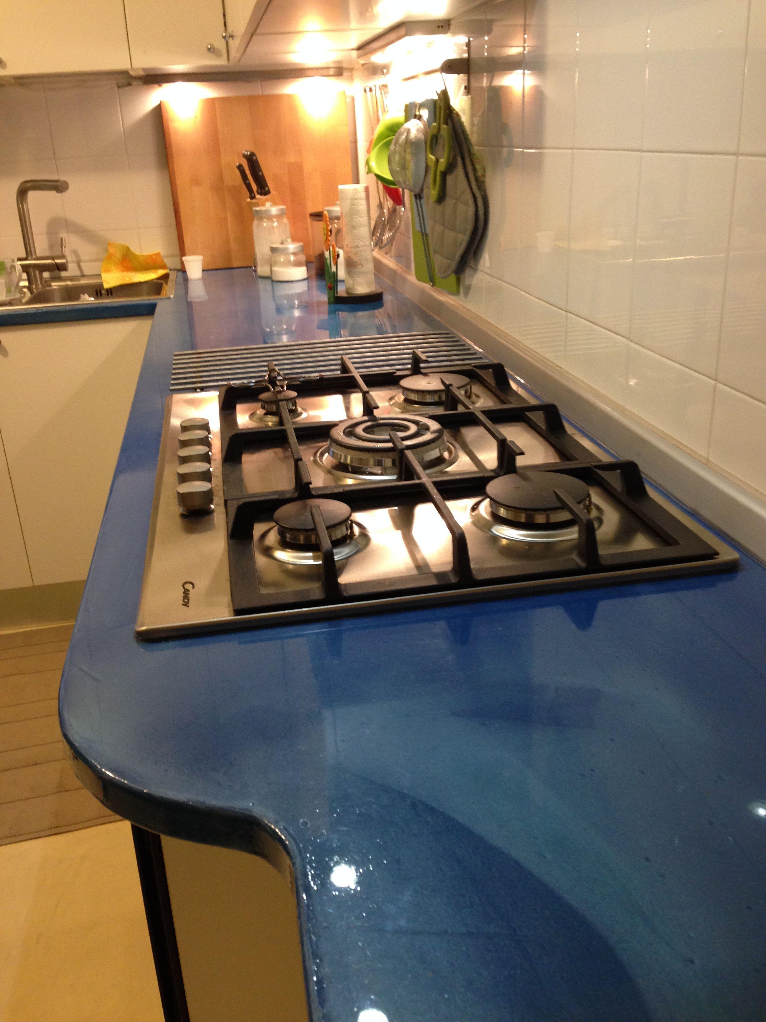 Top Cucina In Resina top cucina in resina poliurea (con imágenes)