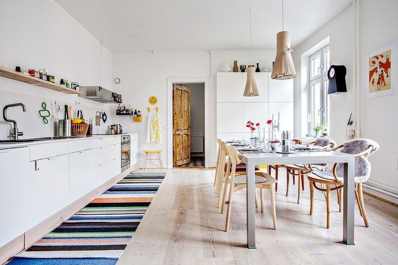 Chodnik W Kuchni Kitchen Decor Interior Home Decor