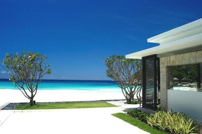 Luxury Resort in Racha Island Thailand   Design Sanduiche Off to Thailand.