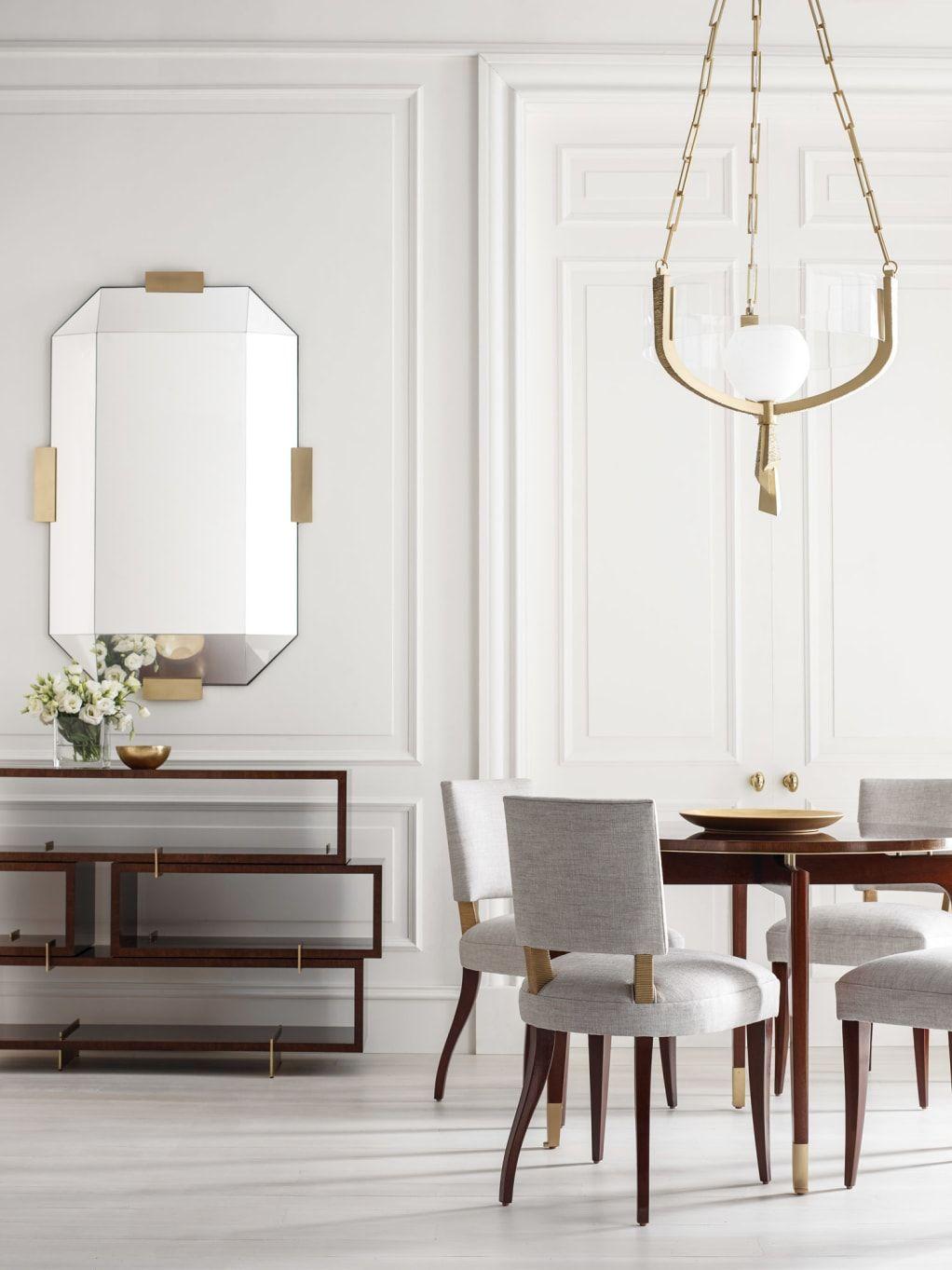 Interior Designer Thomas Pheasant Baker Furniture Interior
