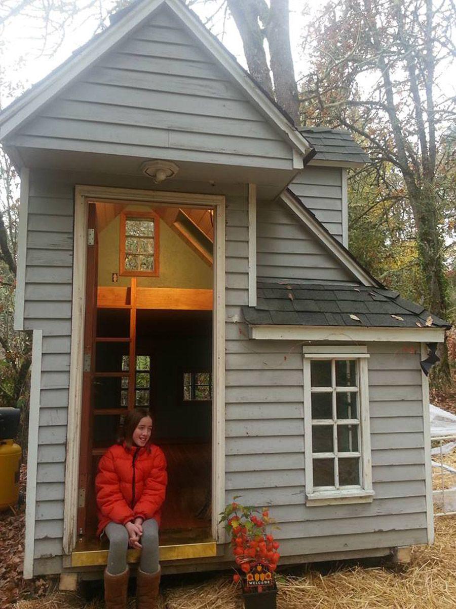 kids-tiny-house-26 (mit Bildern)  Haus