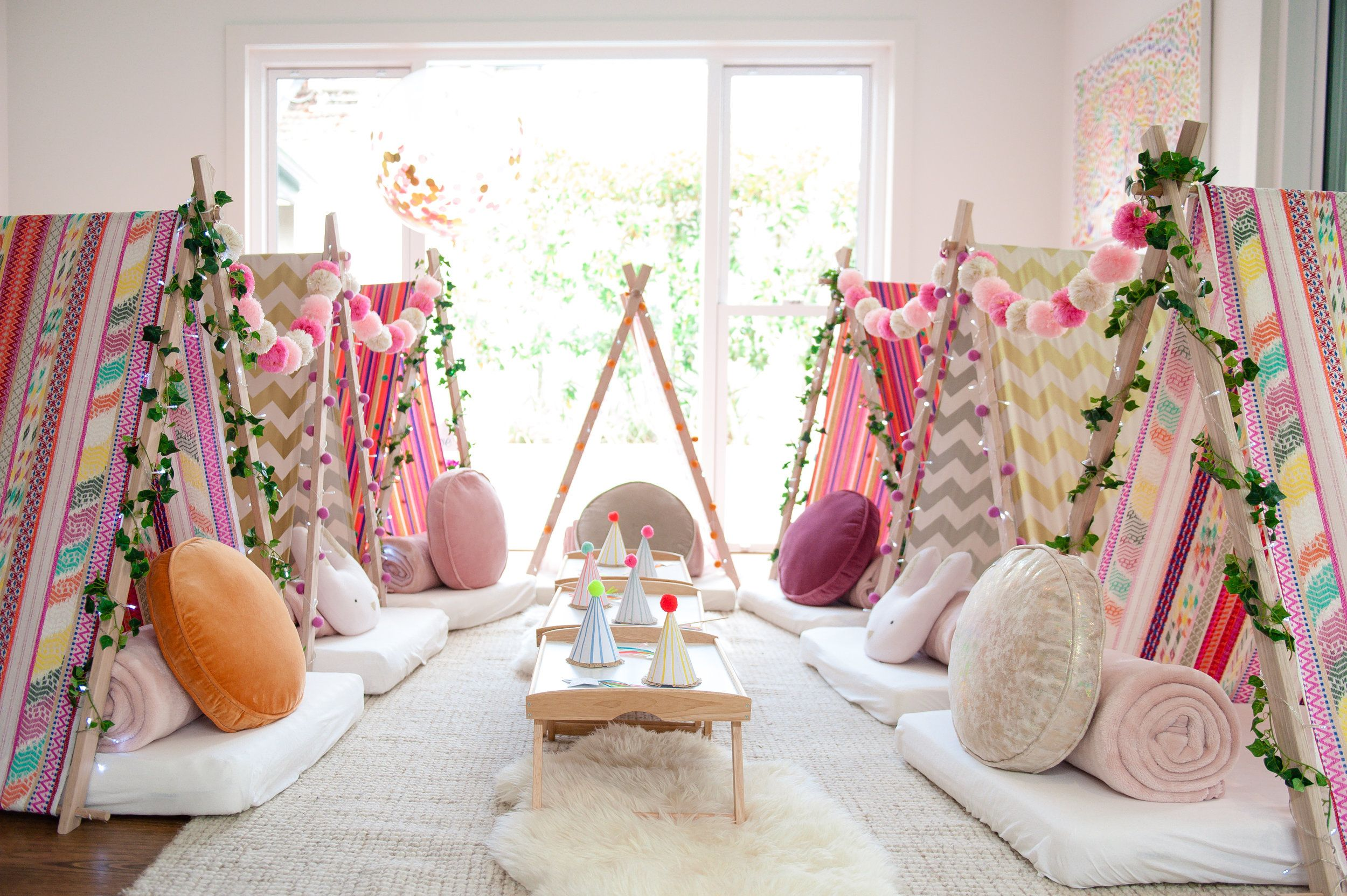 Beautiful teen party decor home