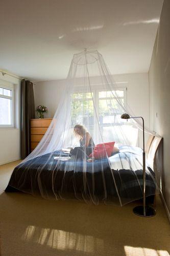 La malla mosquitera tesa® ofrece una auténtica protección