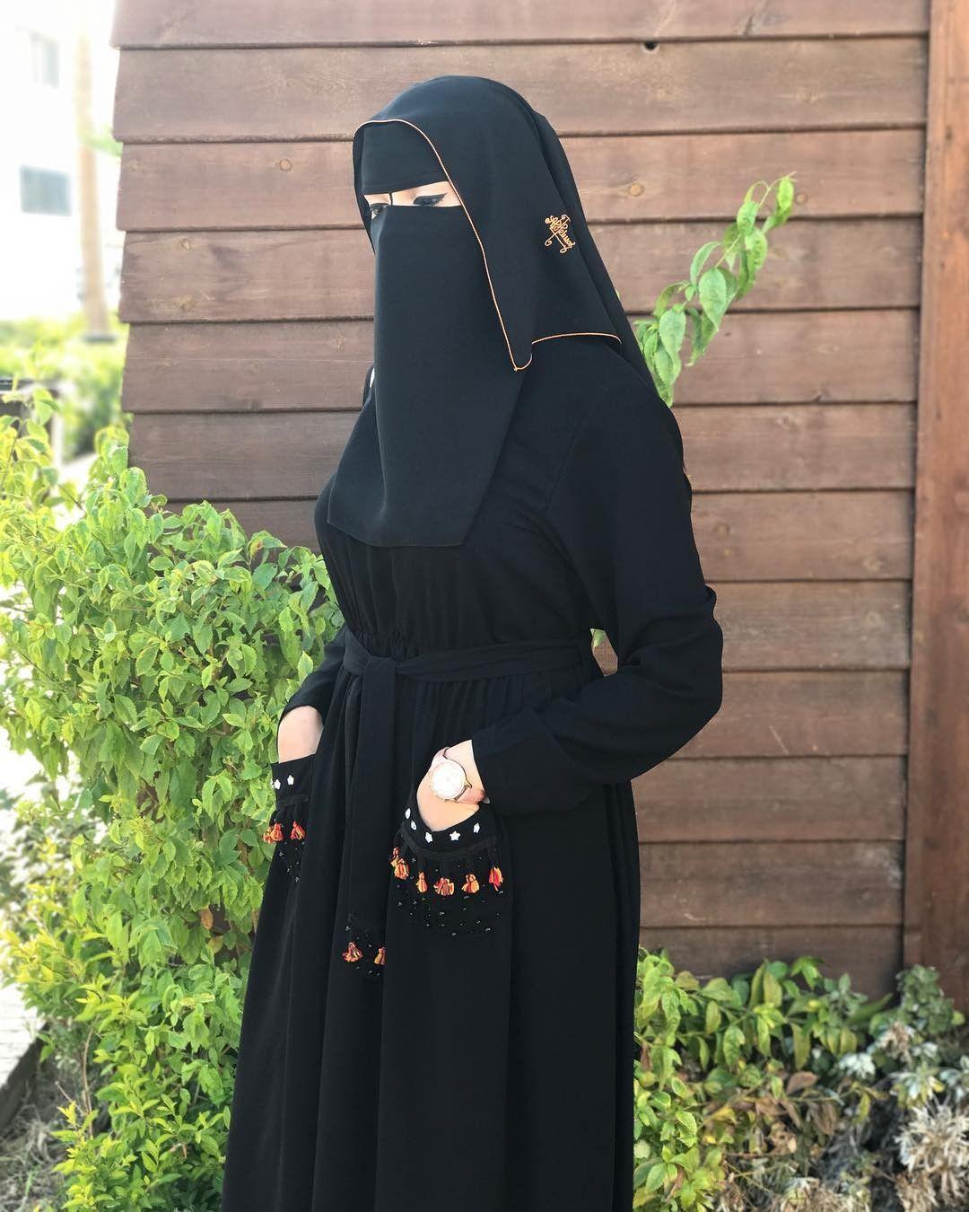 Pin By Saya Kampret On Niqabi 3 Muslim Fashion Hijab Arab Girls Hijab Niqab Fashion
