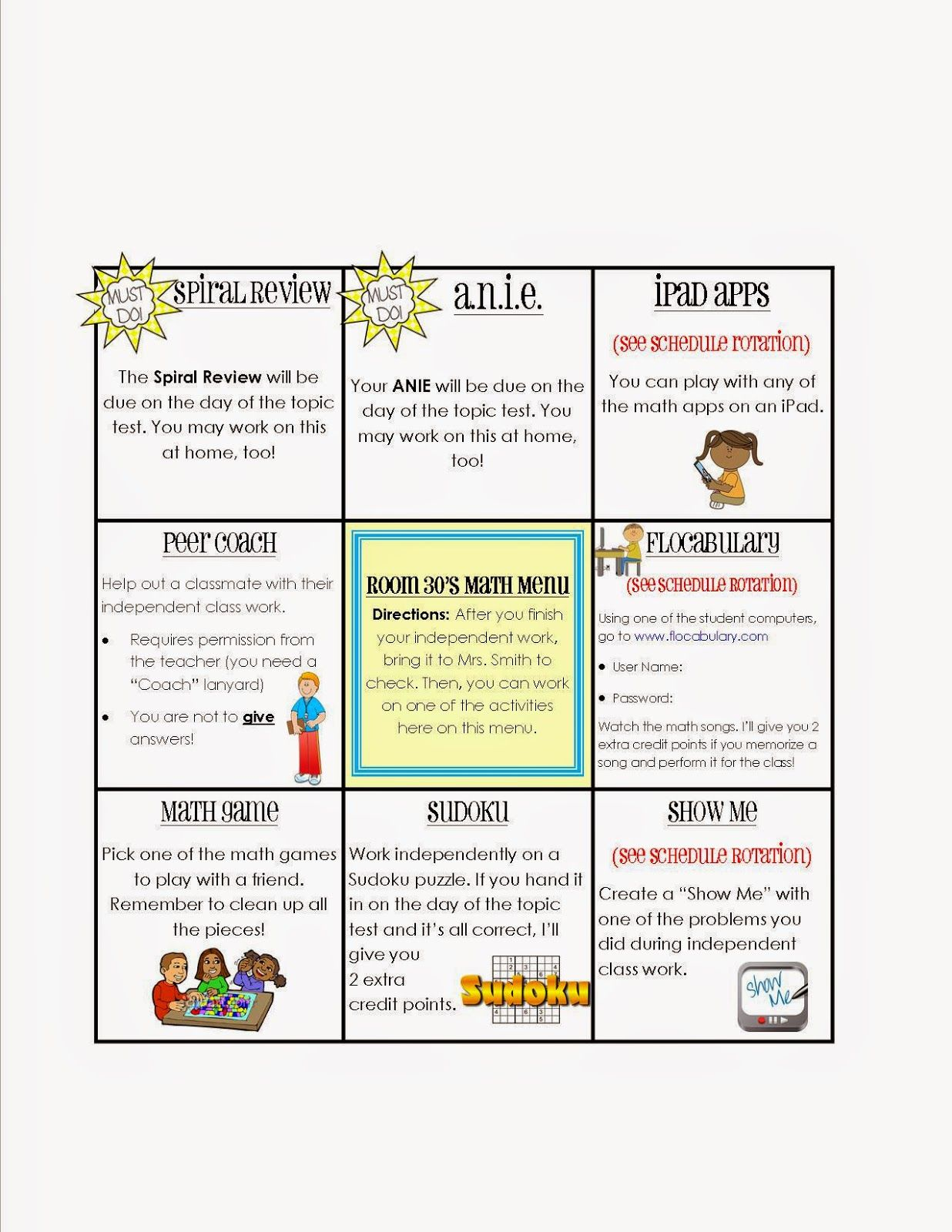 Guided Math Let S Talk