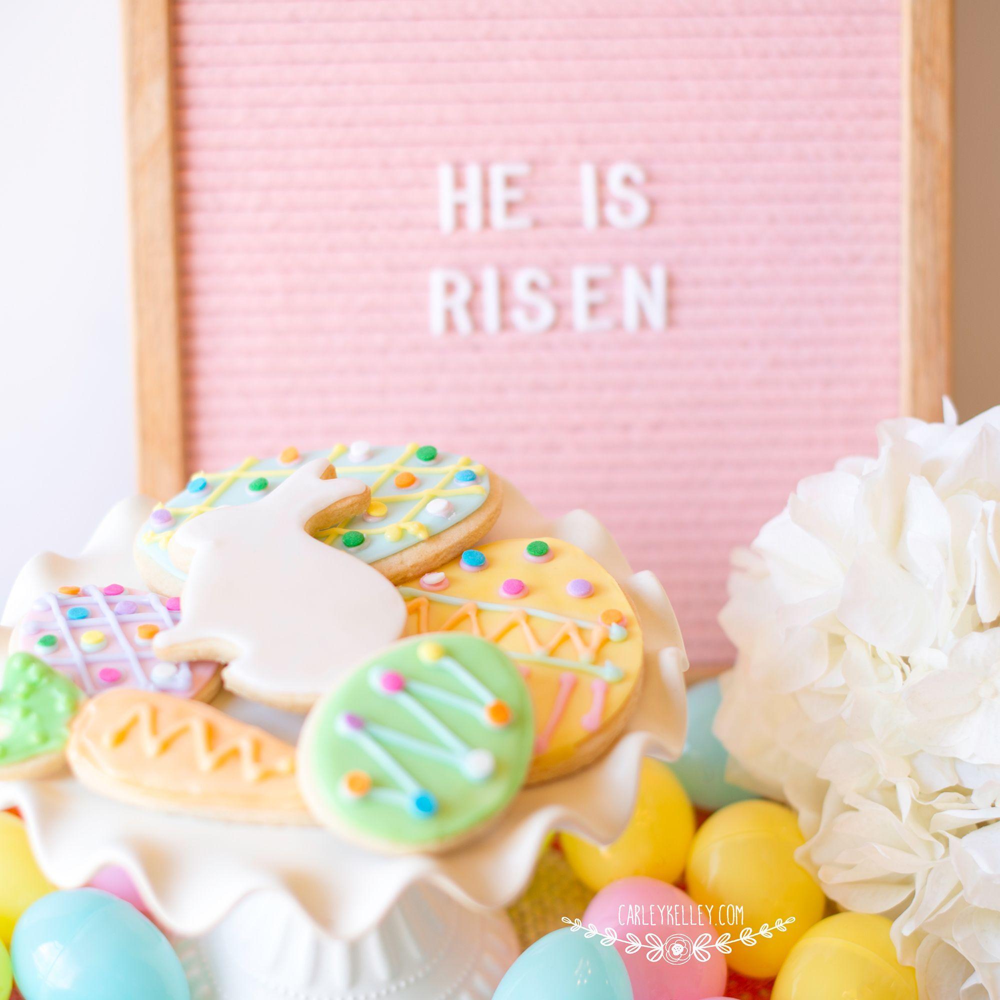 Photo of {Easter} Tea Cake Cookies  — Carley Kelley