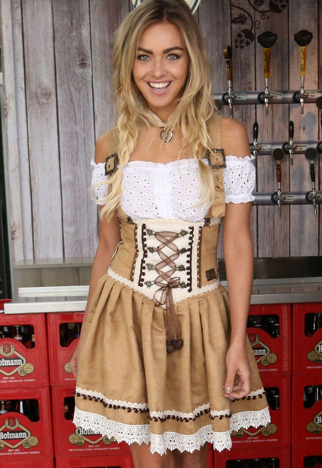 Blonde German Beauty Wild Anal
