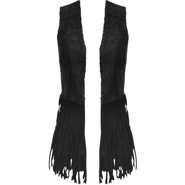 Black suede leather dress miss selfridge