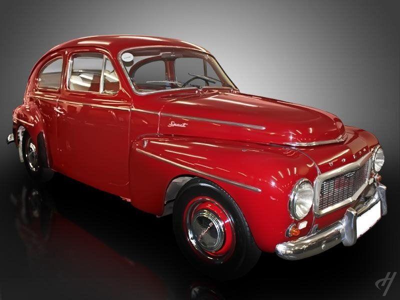 1960 Volvo, 544 Volvo cars, Volvo wagon, Classic cars