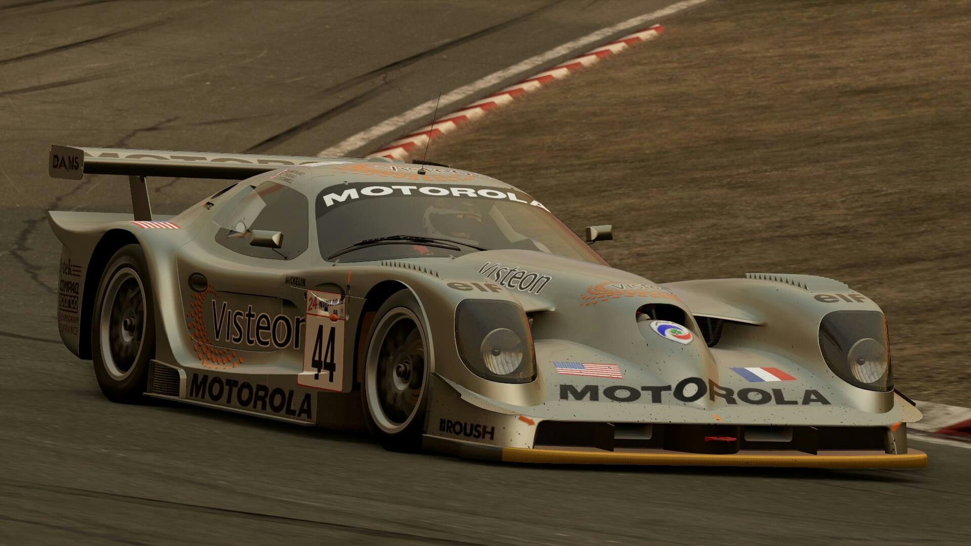 1997 Panoz Esperante Gtr 1 Race Car