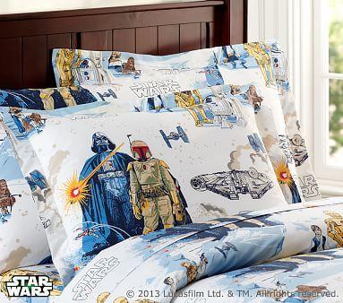 Star Wars™ The Empire Strikes Back™ Duvet Cover #pbkids