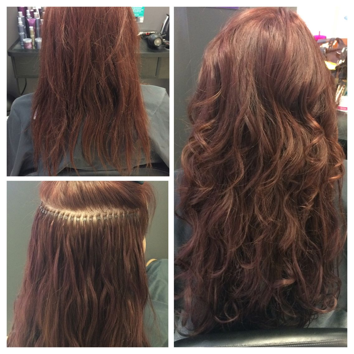 Cinderella I Hair Extensions Certified Hair Extension Specialist