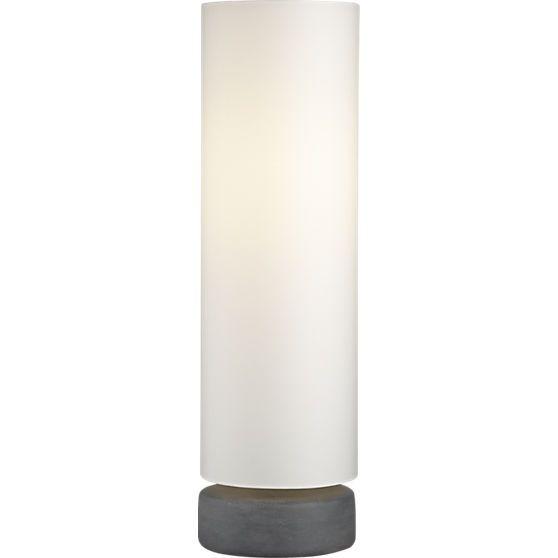cast floor lamp in floor lamps | CB2