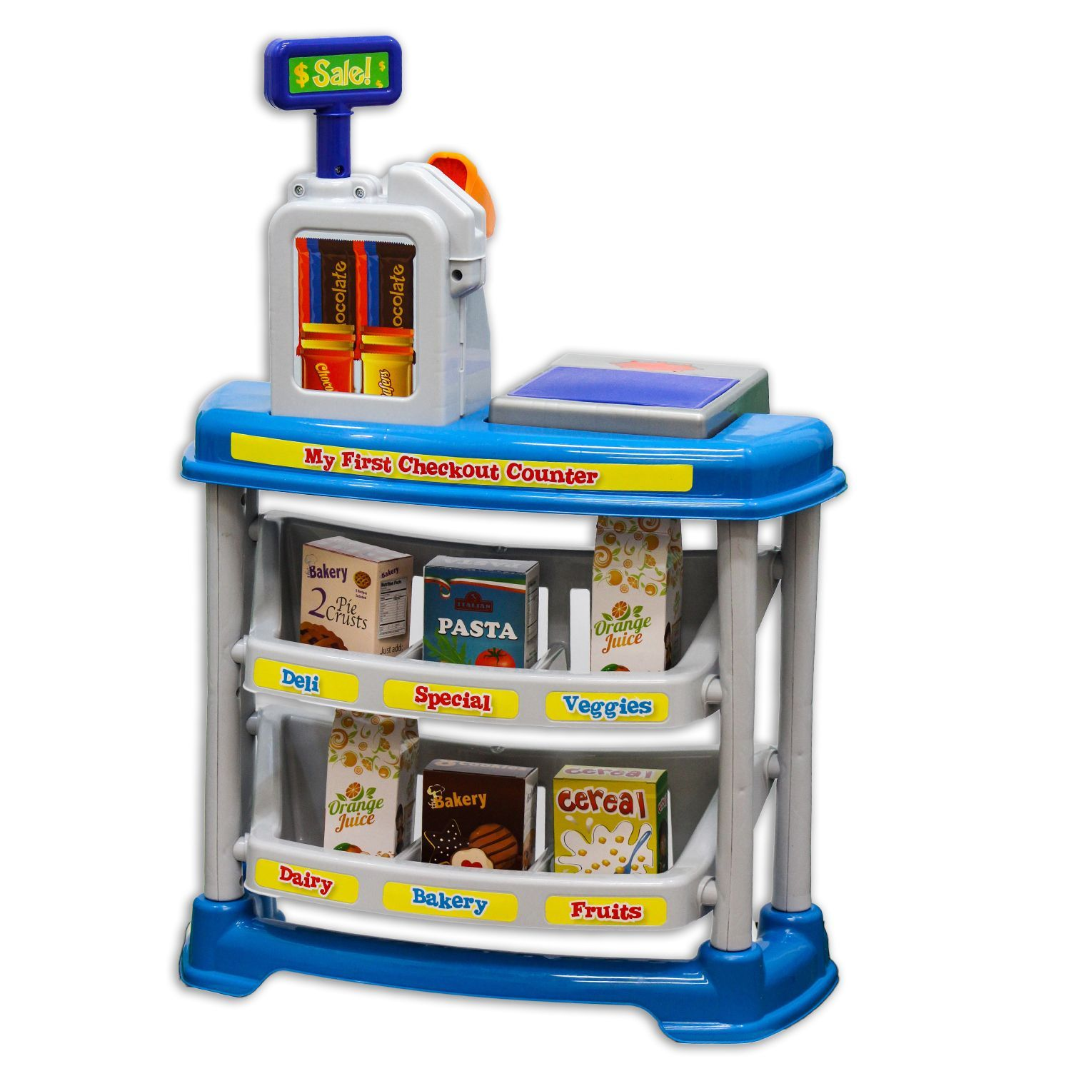 Teach Your Child How To Shop, Organize And Match With