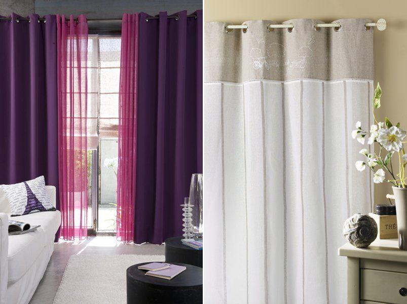 cortinas buscar con google - Cortinas Moradas