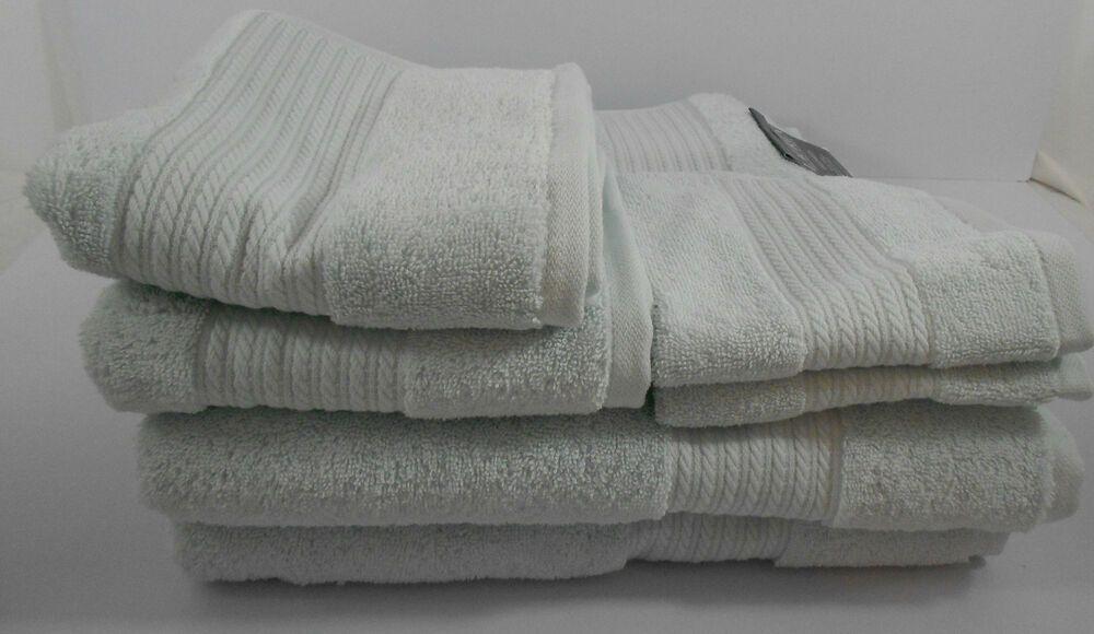 Ralph Lauren Greenwich Six Piece Bath Towel Set Powder Blue