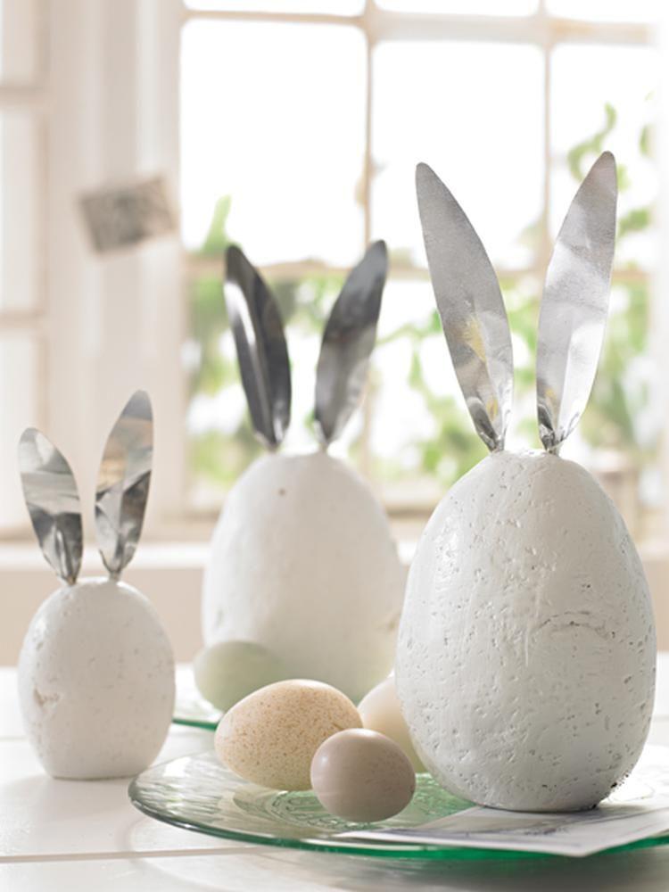 Paas Decoratie Voor Op Tafel Pasen Doe Het Zelf Pasen Paasideeen