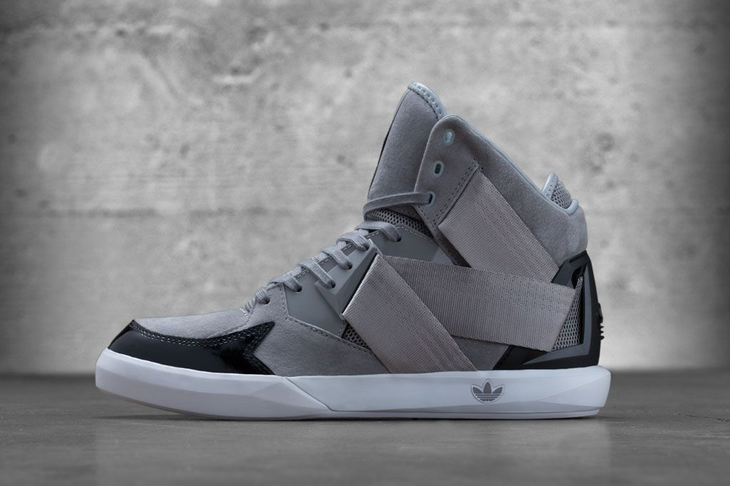 New adidas Originals C 10 High Top Sneakers | ALPHASTYLES
