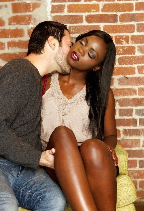 A black girl kissing a white girl naked, stories glory hole naked female
