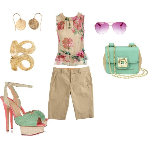 Girly, created by jenni1013 on Polyvore