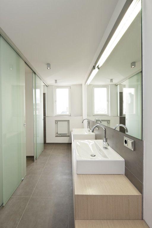 Master-bathroom der zweiten wohnung : badezimmer von in_design ...