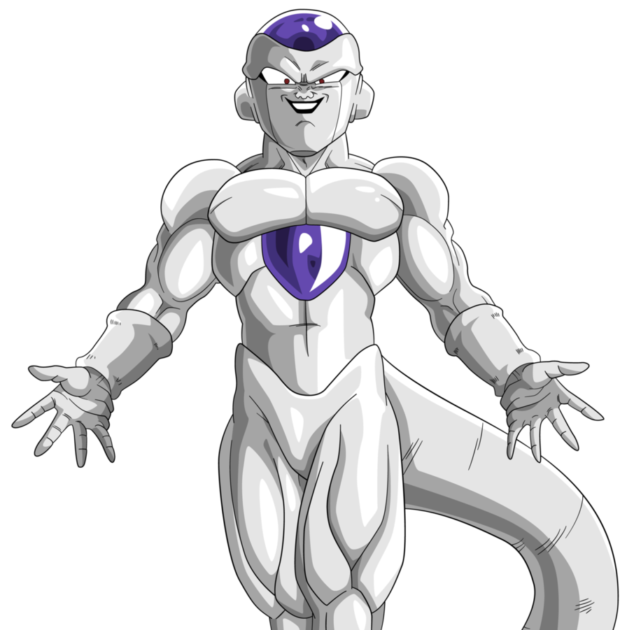 Golden Frieza (Dragonball Heroes) Alt Palette by RayzorBlade189 ...