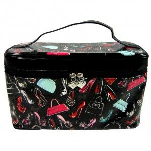 Fluff Pinups Closet Train Case - Make it Yours at Devious Chix Boutique!