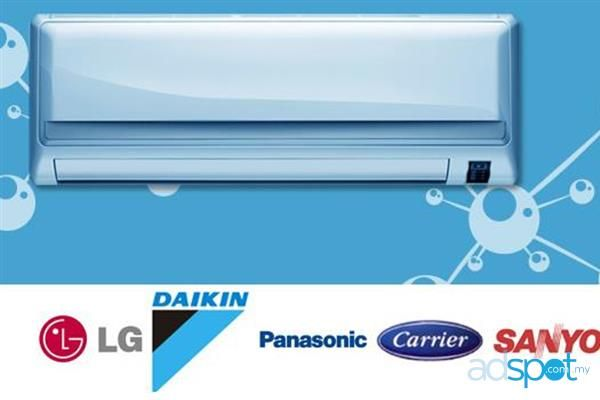 We Offer A Below Aircon Services To All Our Customer 012 339