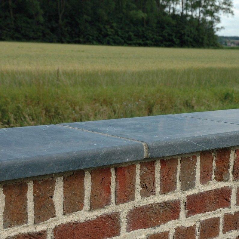 Couvre Mur Pierre Bleue 50x28x4 Leroy Merlin Couvre Mur