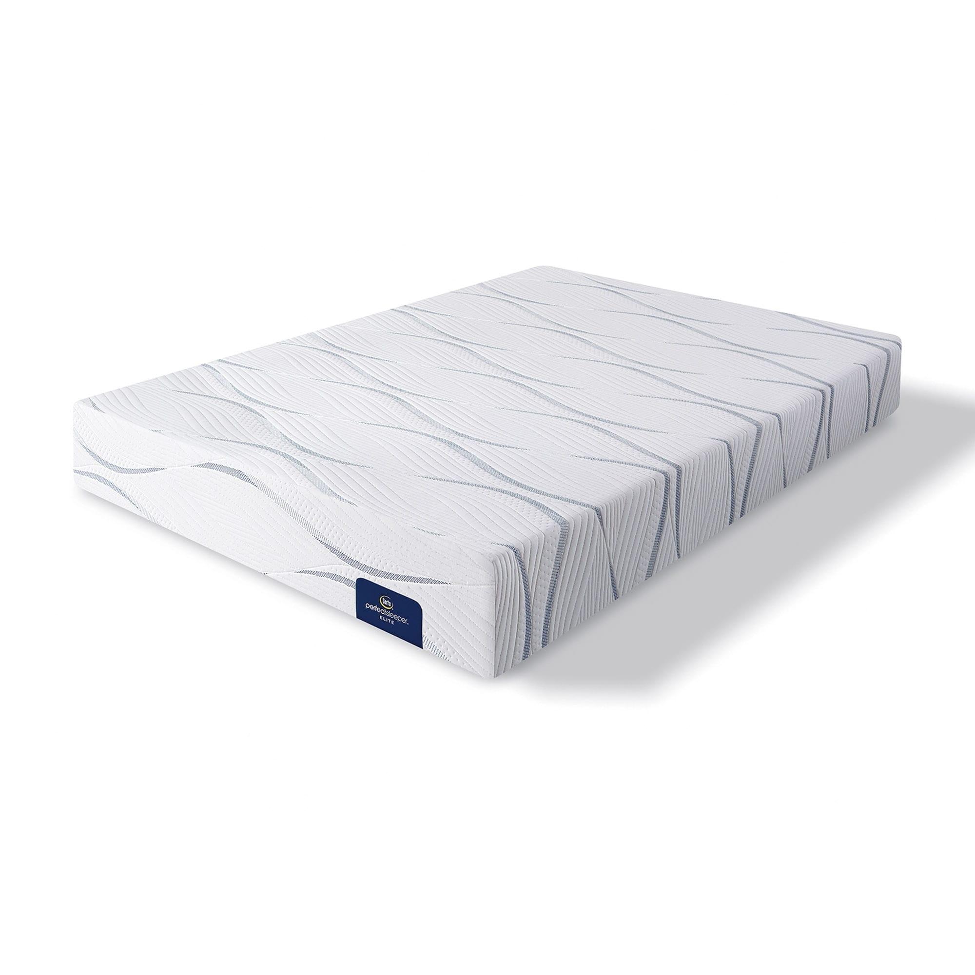 Serta Perfect Sleeper 10 Inch Merriam Ii Medium Foam Mattress