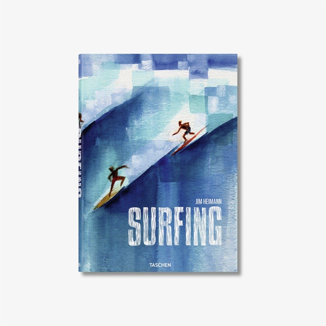 Surfing 1778-2015 - Masterpiece