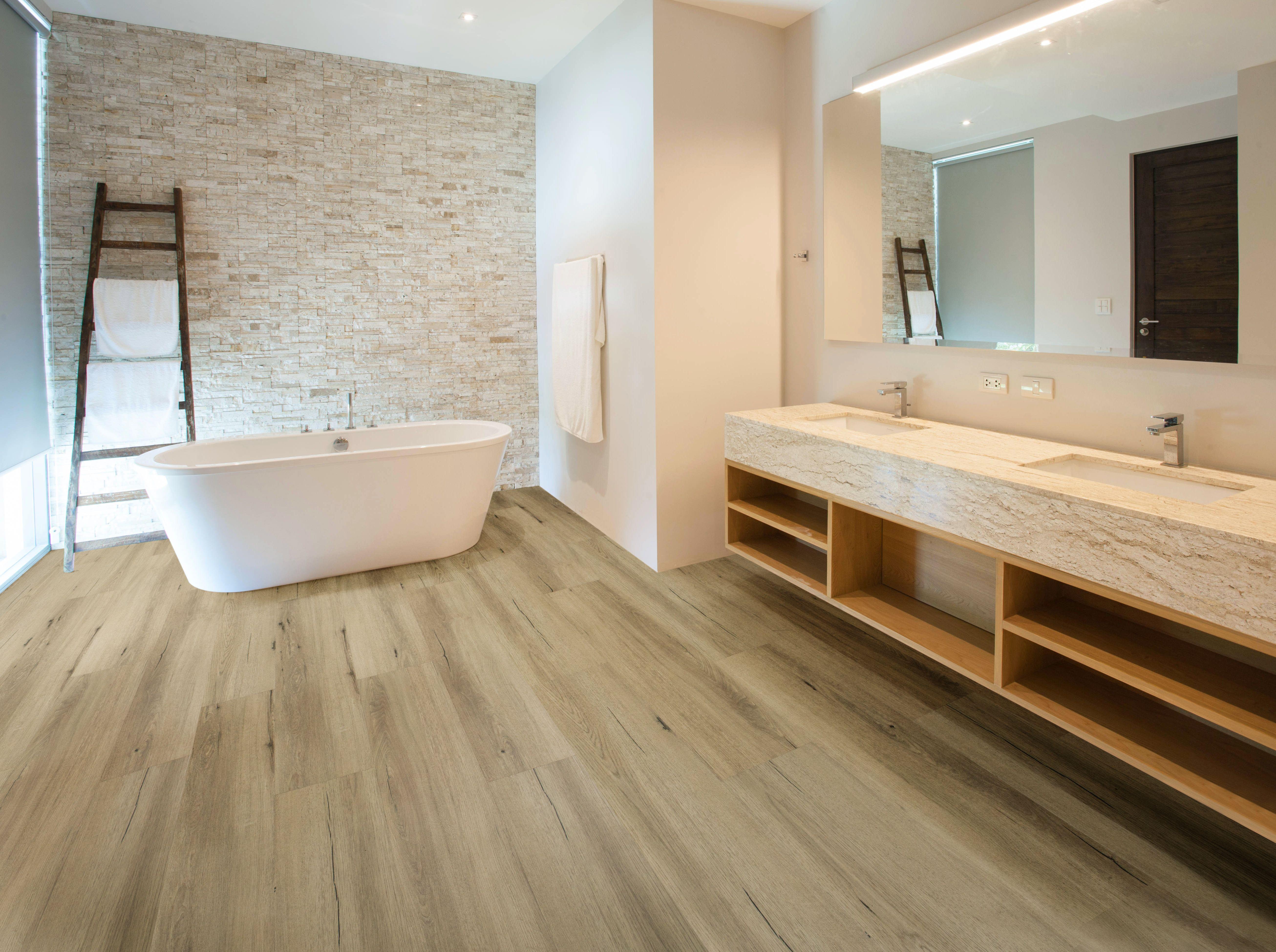 Firmfit Sea Breeze Vinyl Wood Flooring Luxury Vinyl Flooring Water Resistant Flooring
