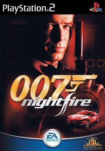 James Bond 007 Actors Photo Gallery James Bond 007 Nightfire