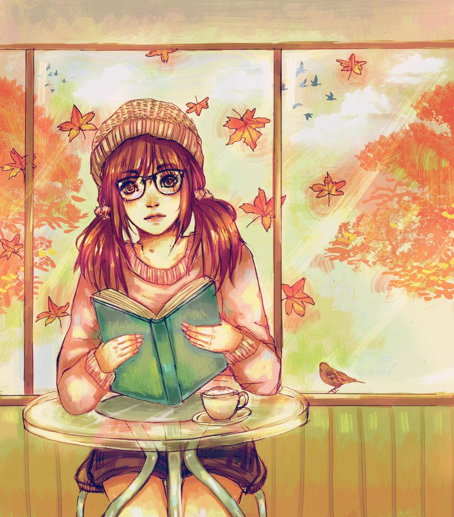 Autumn season by Paerytopia.deviantart.com on @deviantART