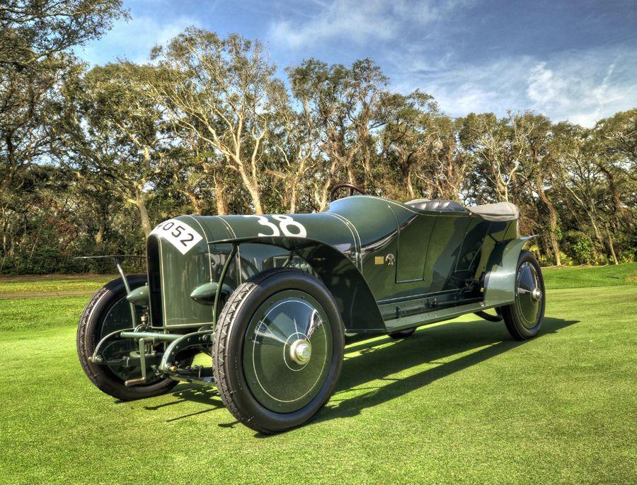 1910 benz prinz heinrich racing touring car vintage race for Mercedes benz touring car