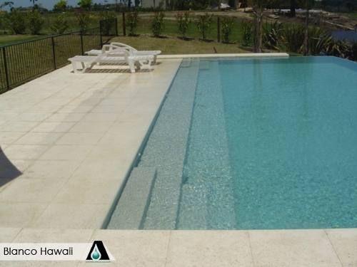 Revestimiento marmol pulido piscinas aquavations - Revestimientos de piscinas ...