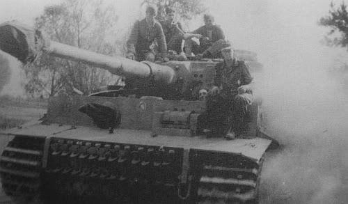 "Курск 1943г ""Totenkopf"