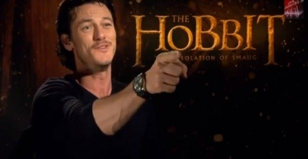 watch the cast of the hobbit adorably perform all i want for christmas - All I Want For Christmas Cast