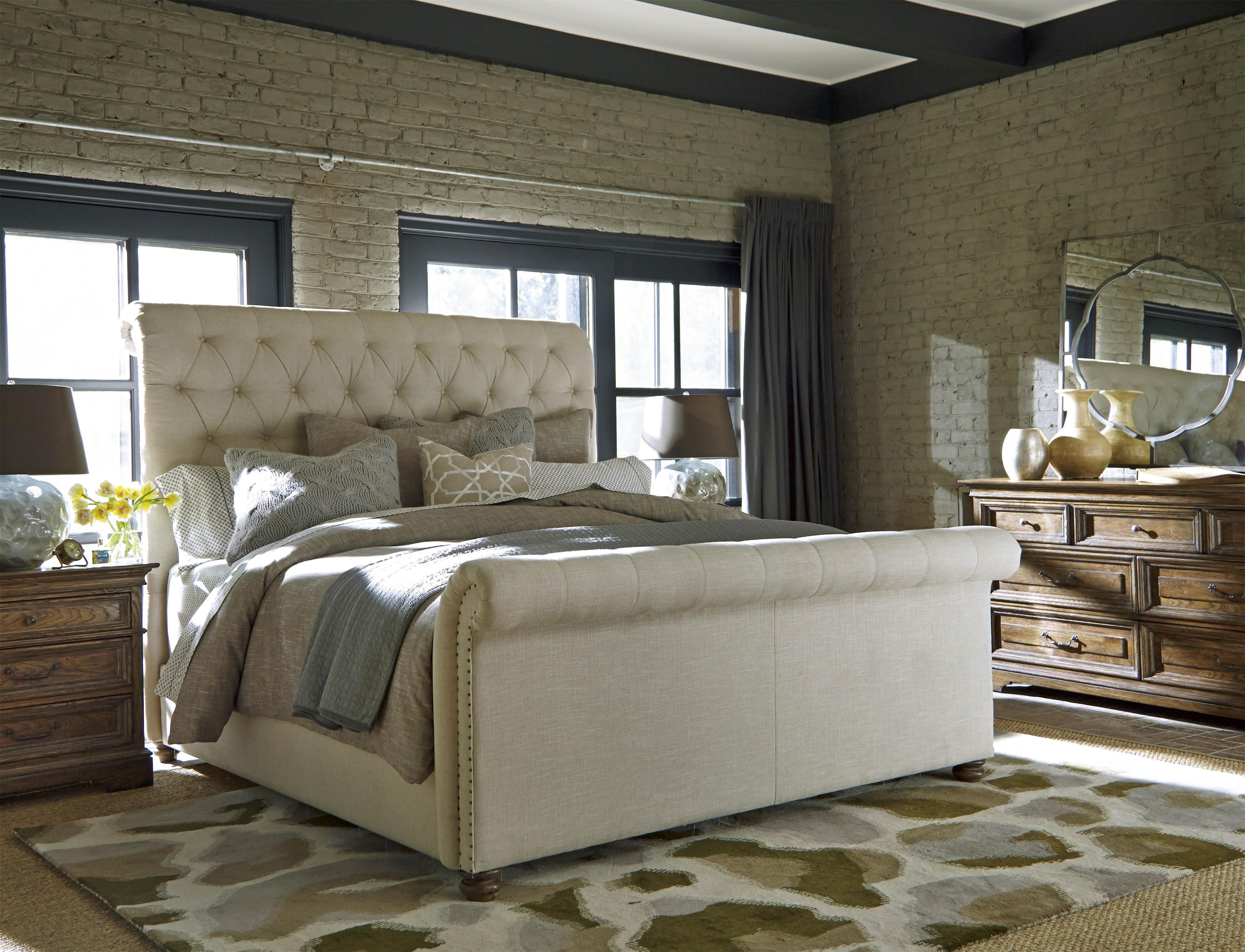 New Bohemian King Bedroom Group By Sdi7 Universal Furniture