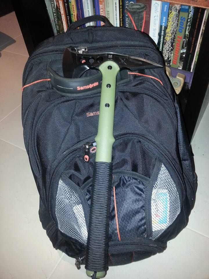 Your Office Bug Out Bag Get Home