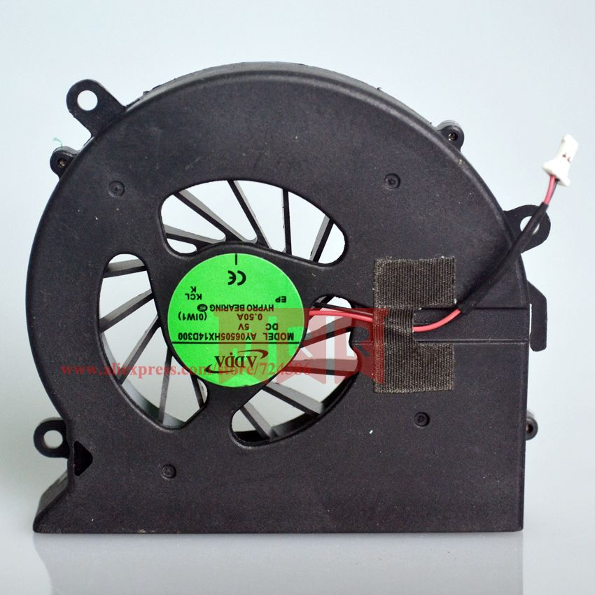 100 New And Original Cpu Cooling Fan Hp Pavilion Dv7 Dv7 1000 Dv7 2000 Cpu Cooling Cooler Hp Pavilion Laptop Cpu Computer Components