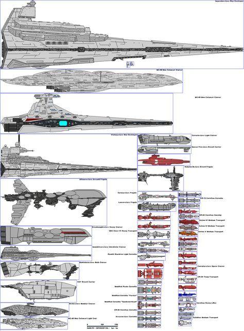 Image Result For Venator Star Destroyer Mark Ii Other Pinterest