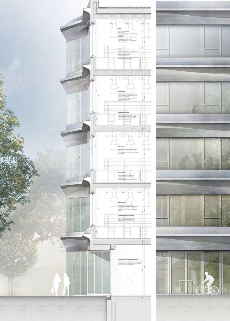 #Fassade #architektonischepräsentation