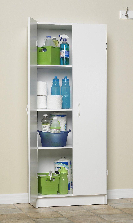 Best Amazon Com Closetmaid 8967 Pantry Cabinet White 400 x 300