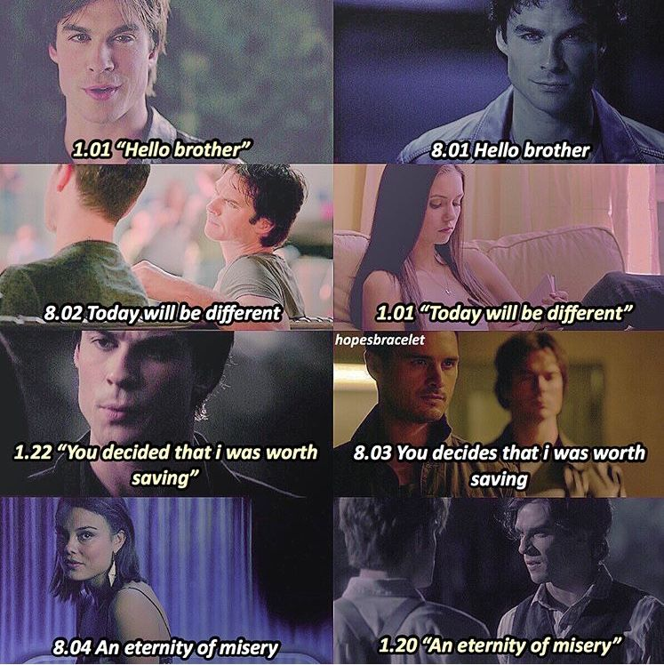 TVD classic lines | TVD and TO in 2019 | The vampire diaries